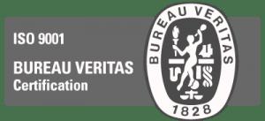 Sello certificación de calidad Bureau Veritas