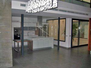 cocina de diseño interior decoración