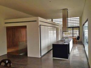 Cocina de diseño por estudio de arquitectura