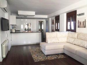 Diseño y decoración de interiores salón cocina