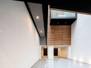Interior Casa Barrero