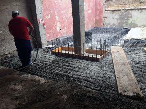 rehabilitación caso histórico Guzmán Construcciones S.L.