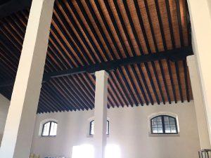 Rehabilitación de techado de bodega por Guzmán Construcciones S.L.
